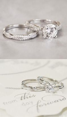 Love the timeless, u     Love the timeless, unique feel of these vintage rings//