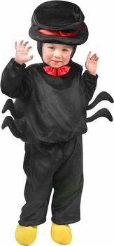 toddler adorable spider costume #ChildrensCostume #HalloweenCostume #Halloween2014