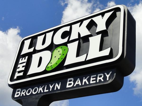 The Lucky Dill- Palm Harbor, FL| Road Food Good Eats| Brooklyn NY Style Eats| Soo Goood....Serafini Amelia