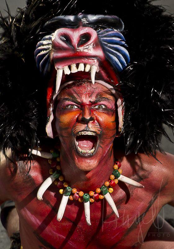 Carnaval de Barranquilla (Colombia).