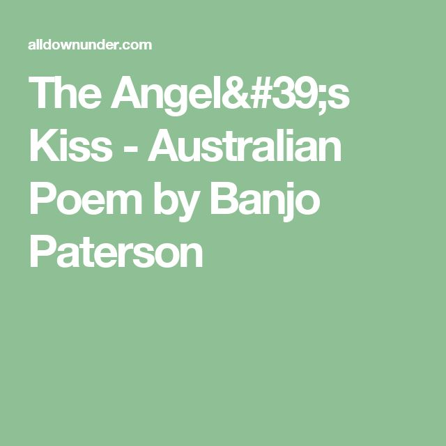 australian dictionary of biography banjo paterson