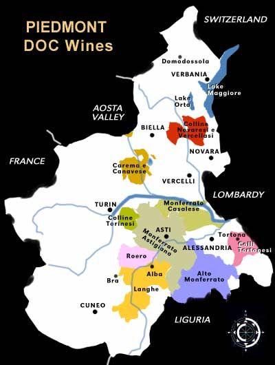 Piedmont region DOC