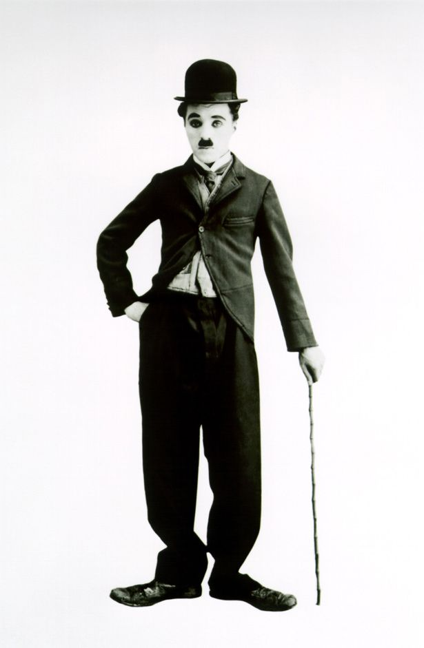 """I had no idea of the character. But the moment I was dressed, the clothes and the make-up made me feel the person he was. I began to know him, and by the time I walked onto the stage he was fully born.""Charlie Chaplin"