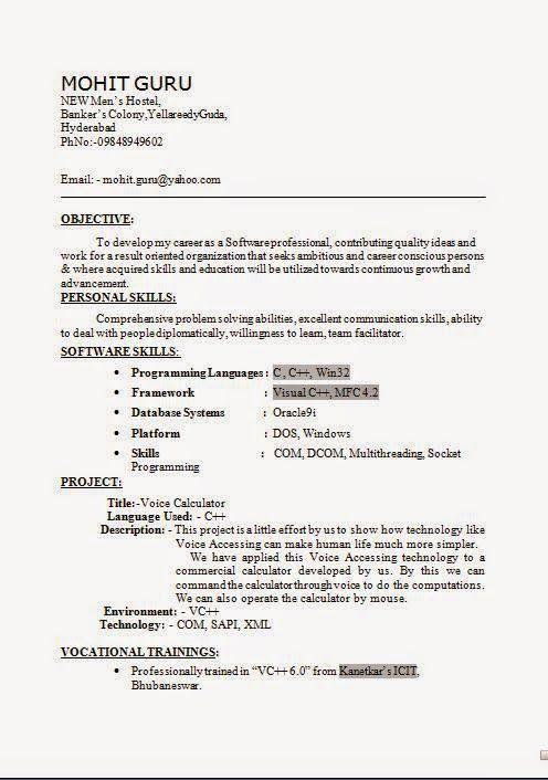 28920 best Brainfood images on Pinterest Cv format, Resume - cobol programmer resume
