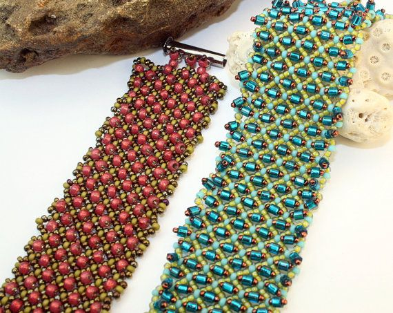 In my second Beading tutorial I will show you how to create this Embellished…