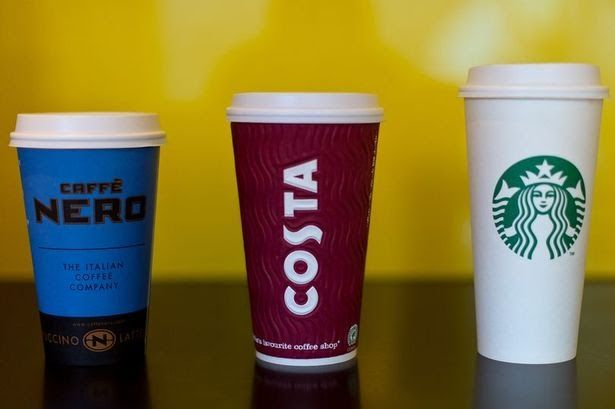 Starbucks, Costa and Caffe Nero are serving drinks with traces of POO. Over the summer Traces of faecal bacteria was found in Britain's biggest coffee houses. #health #healthcare #fitness #healthfood #drinks