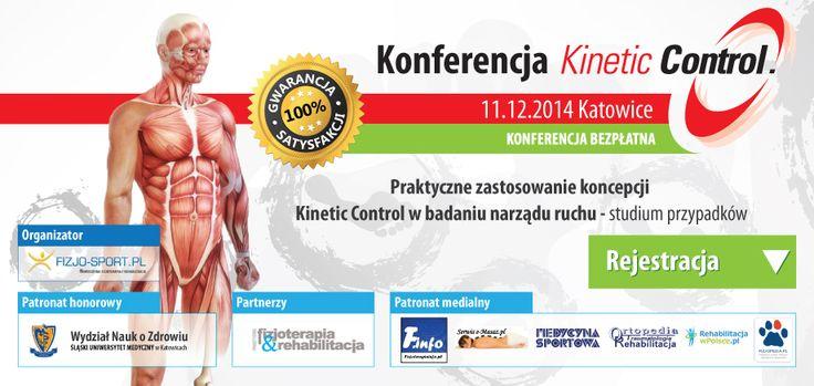 Kinetic Control - Fizjoterapia i rehabilitacja Konferencja Gdańsk