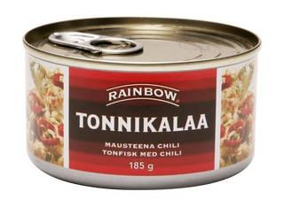 Rainbow Chili tonnikala