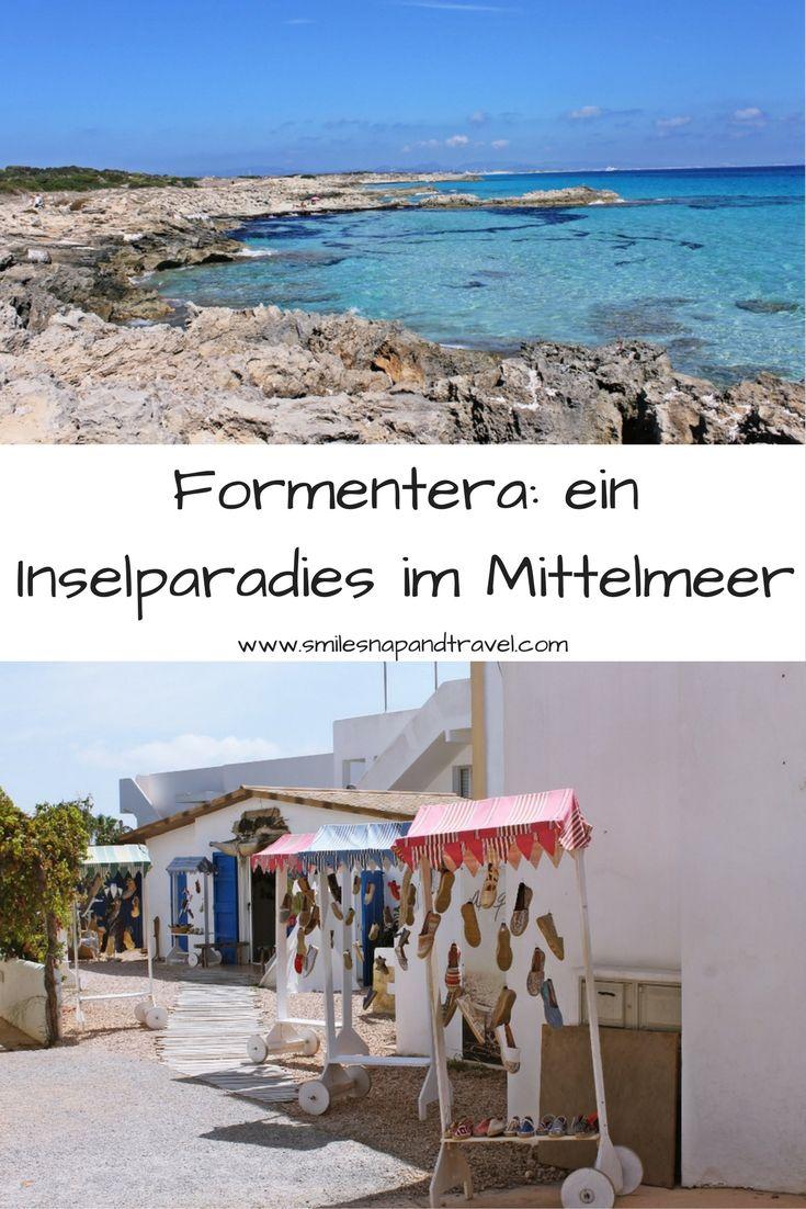 Ein Inselparadies im Mittelmeer: die spanische Insel Formentera. #beachlife #spain