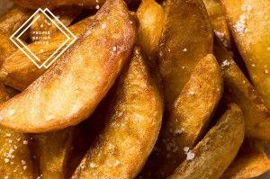 Triple Fried Chips