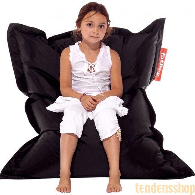 Den kendte sækkestol i den lækre kvalitet fra Fatboy. Her i den lidt mindre junior udgave som ikke er helt så pladskrævende. #design #fatboy #boligindretning