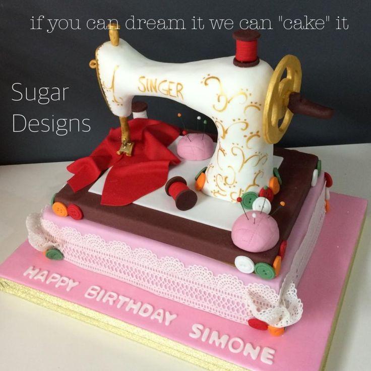 Sewing+Singer+Machine+cake+-+Cake+by+Sugar+Designs