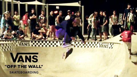 Vans Shop Riot 2017: Israel Qualifiers   Shop Riot   VANS – Vans: Source: Vans Skate