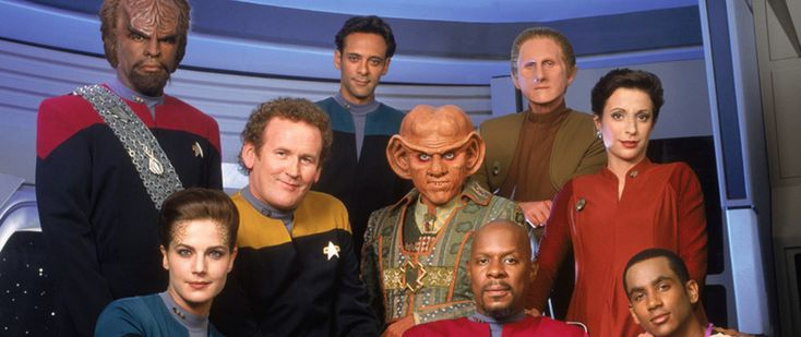 Star Trek Poll Says Series with Best Uniforms Is...