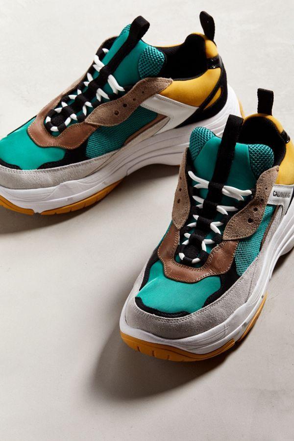 a7e27507e292 Calvin Klein Jeans Marvin Logo Sneaker