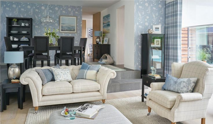 Laura Ashley Cool Blue Collection SS17