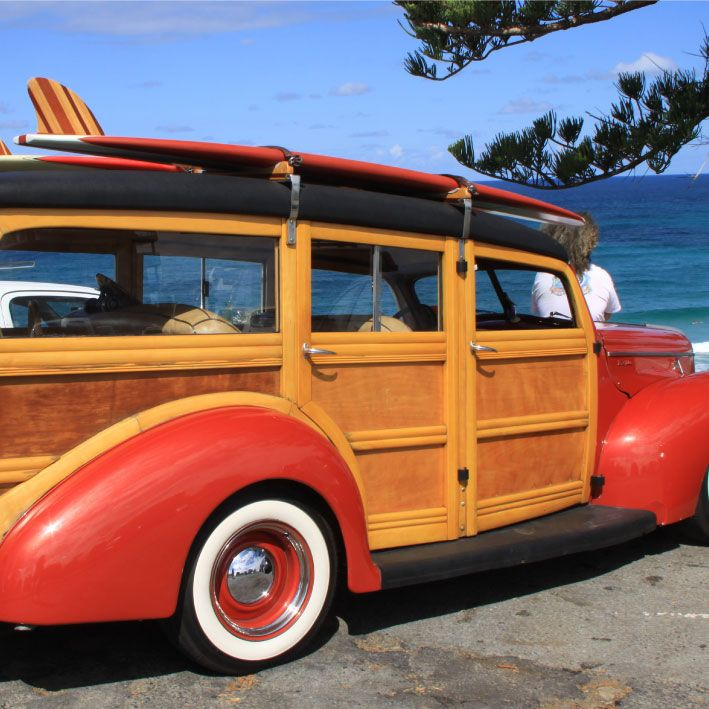 Best Classic Surf Images On Pinterest Woody Wagon Station