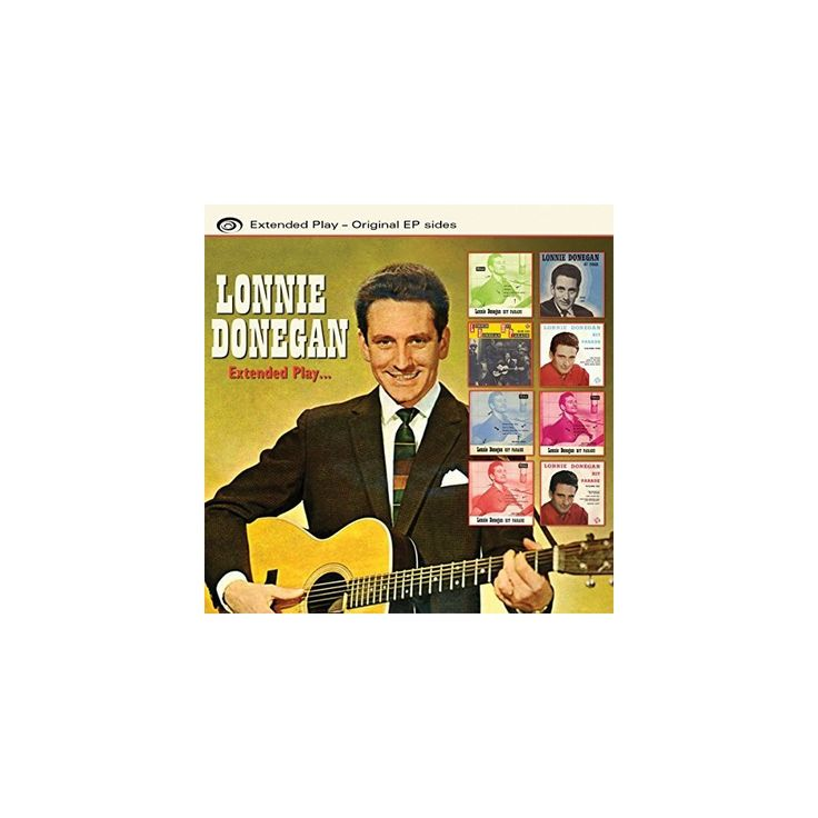 Lonnie Donegan - Extended Play (CD)