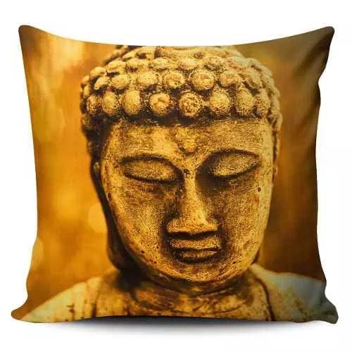 Cojin Decorativo Tayrona Store  Buda 08 - $ 43.900