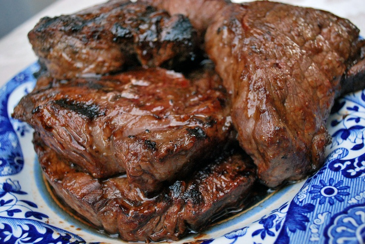 Grilled Steak Marinade. Ultimate Grill recipe curated by SavingStar. Save money on