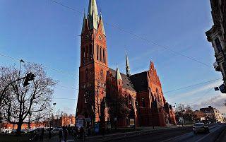 Toruń moje miasto: Kościół Garnizonowy św. Katarzyny w Toruniu