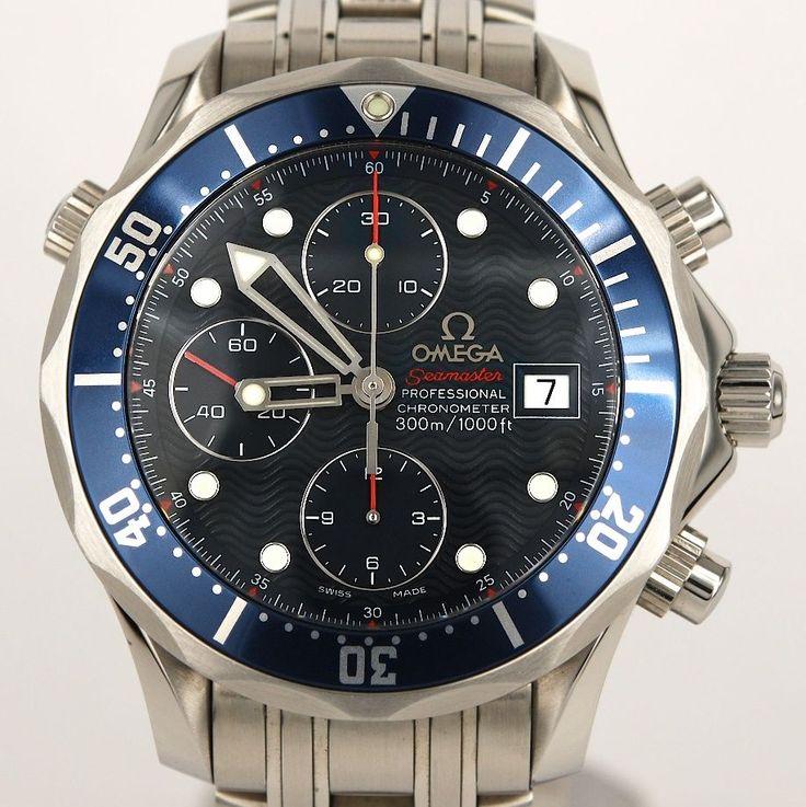 pin clock watch omega - photo #30