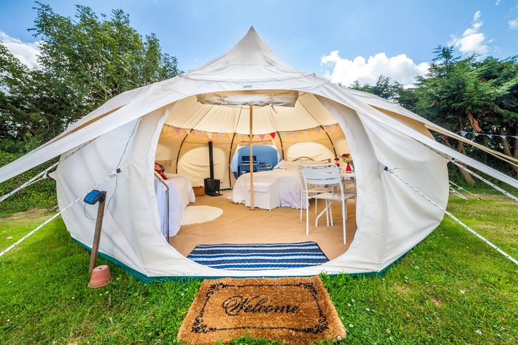 Lowarth Glamping, Edmonton, Wadebridge, Cornwall. Glampsite. UK. Travel. Holiday. Staycation. Luxurious. Lotus Belle Tents. Spa. Hot Tub.
