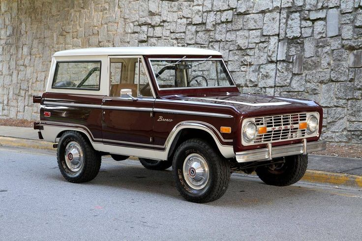1973 Ford Bronco for sale | Hemmings Motor News