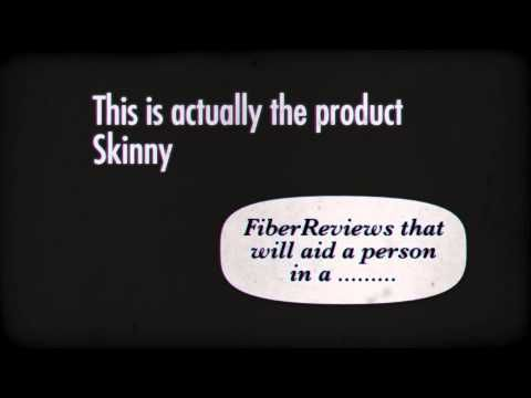 ▶ Skinny Fiber | Skinny Fiber Reviews - YouTube