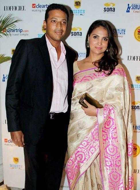 Lara Dutta wants husband Mahesh Bhupathi to be an actor