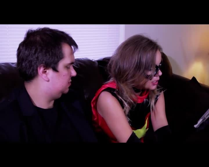Watch Alexis Adams Marvel Girl Enthusiastic Participation Punished Heroines avi | SuperheroineHQ