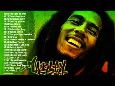 Bob Marley Greatest Hits - Best Songs Of Bob Marley - YouTube