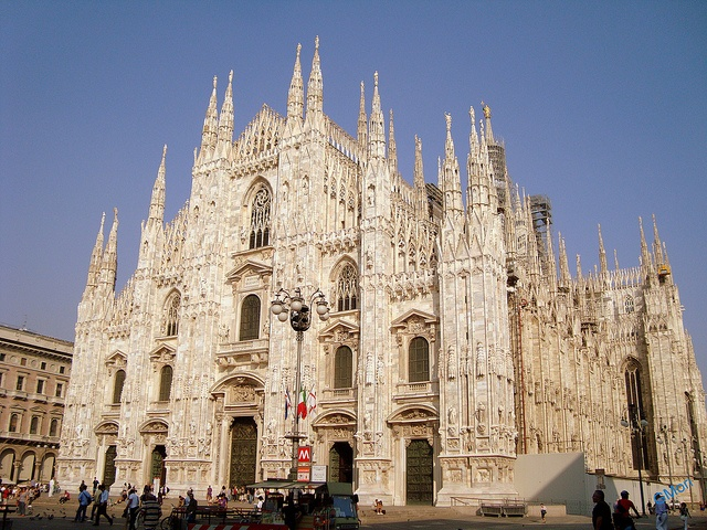 Dome, Milan, Italy
