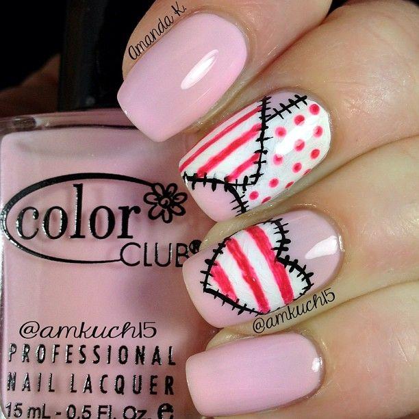 Instagram photo by amkuch15 #nail #nails #nailart