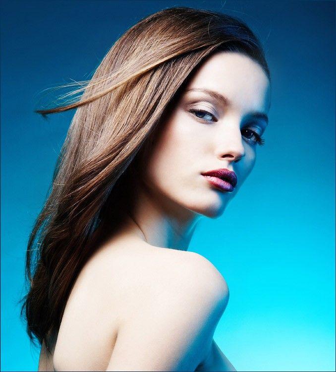 фотографии моделей в пол оборота разные варианты