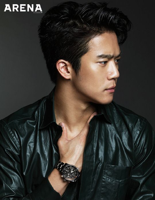 Ha Suk Jin - Arena Homme Plus Magazine September Issue '14