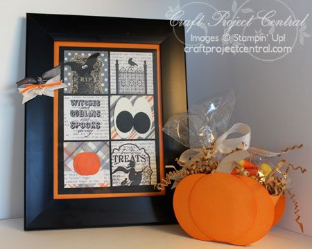 stampin up halloween by just julie bs stampin space - Stampin Up Halloween Ideas