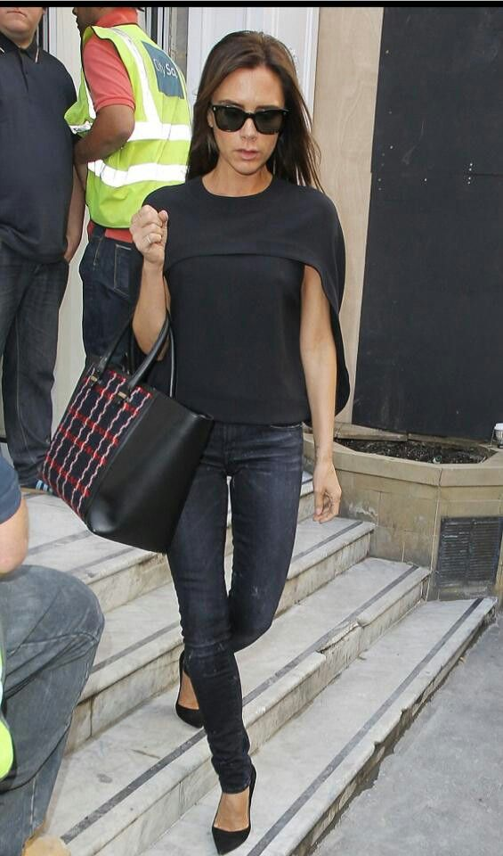 Victoria Beckham My fashion Icon