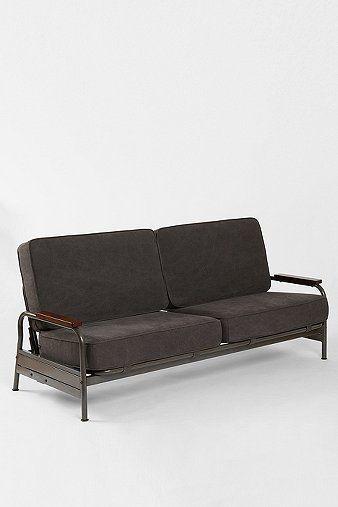 4040 Locust Industrial Sleeper Sofa
