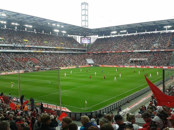 #EFFZEH #1Liga #wirsindwiederda #FANTV #Fussball #Sport #Event #FCKÖLN #KÖLN #Saisoneröffnung #Bundesliga #Stadion #DFB #FCTV #Geißbock #Hennes #Fußball #mannschaftstour #Müngersdorf Köln - Liebe deine Stadt #Kölle #Wochenende #workhard