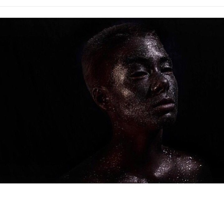 Makeup: Jorun Hansen Model: Me