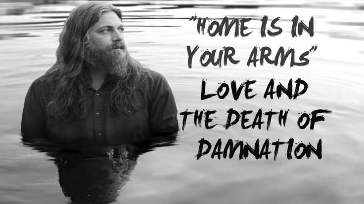 """The White Buffalo's - """"Home Is In Your Arms"""" [From 'Love and The Death of Damnation'] The White Buffalo is the professional moniker and stage name of American musician and singer/songwriter Jake Smith.`j"""