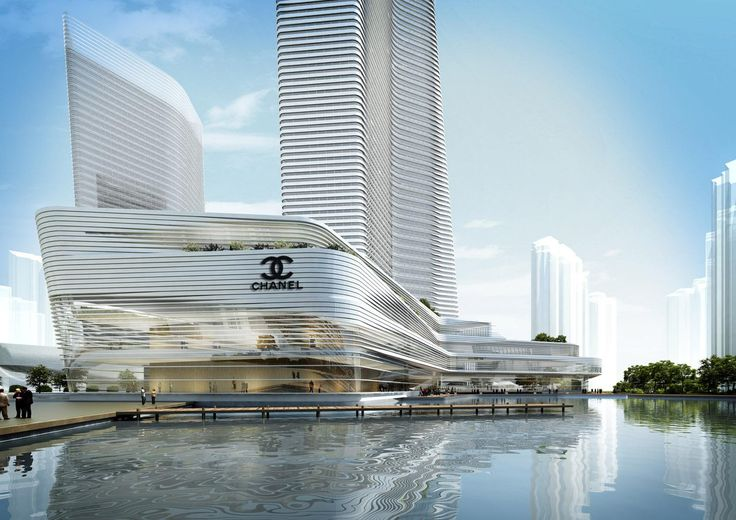 The project is part of the new Central Recreation Centre in Huizhou, located at the heart of the development and surrounded by the river connecting to Jinshan Lake. The landmark tower will act as a gateway to the city.The project will pioneer a water-themed recreational development. It is made up of hotel, residential, office and retail uses and aims to become the city's hospitality and leisure hub.