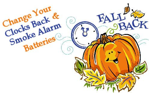 november pictures for time back | Fall Back Time Change 2014! Reminder to turn your clocks back 1 hour ...