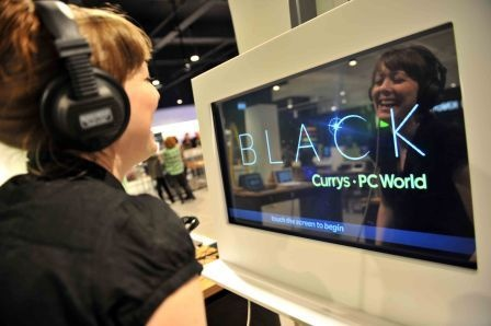 Fun and engaging... Currys PC World Black