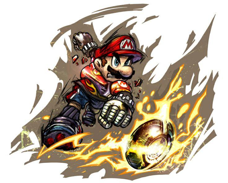 PIPOCA COM BACOB - Games: Mario Strikers Charged – O futebol apelão da Nintendo  - super-mario-strikers-wario - #PipocaComBacon #Nintendo #Wii #NintendoWii #Game #SuperMario #SuperMarioStrikers #Futebol mario-strikers_charged_wii