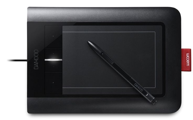 Amazon.com: Wacom Bamboo Pen and Touch: Electronics