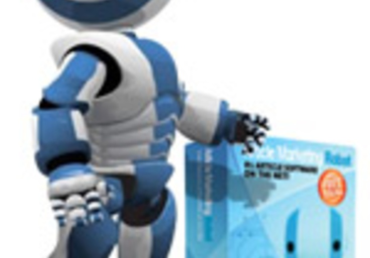 article marketing robot reviews