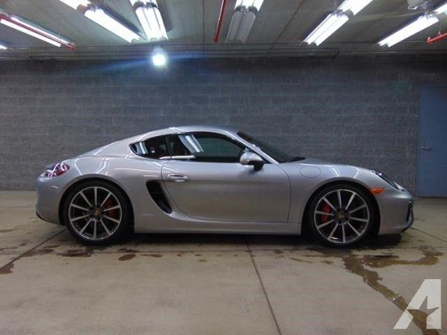 2016 Porsche Cayman GTS Price On Request