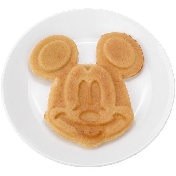 Disney® Classic Mickey Mouse Electric Waffle Maker : Target ❤ liked on Polyvore featuring home, kitchen & dining, small appliances, disney waffle iron, kitchen electrics, disney waffle maker, electric waffle maker and electric waffle iron